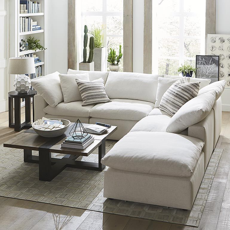 L Shaped Sectional Modern Sofa Living Room Living Room Design Inspiration Living Room Sofa