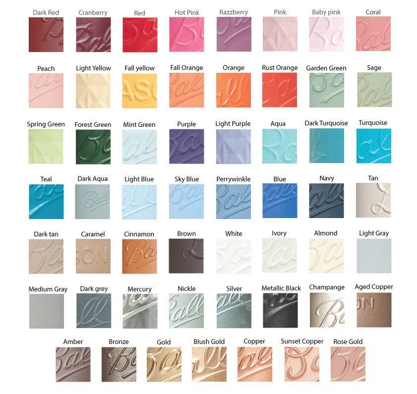 Krylon Color Chart Peopledavidjoel