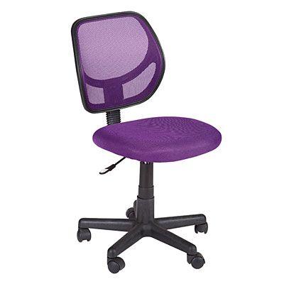Purple Mesh Office Chair Mesh Office Chair Office Chair L Shaped Corner Desk