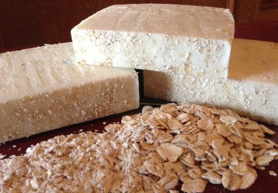 Oatmeal Goat Milk scented with Clove essential oil by TASConEtsy, $5.50