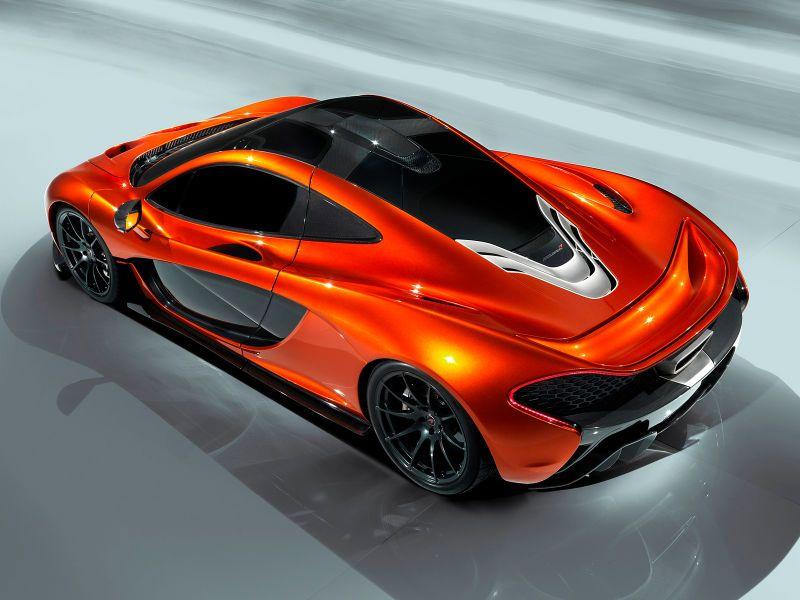 McLaren P1 Every Angle in 2020 Mclaren p1