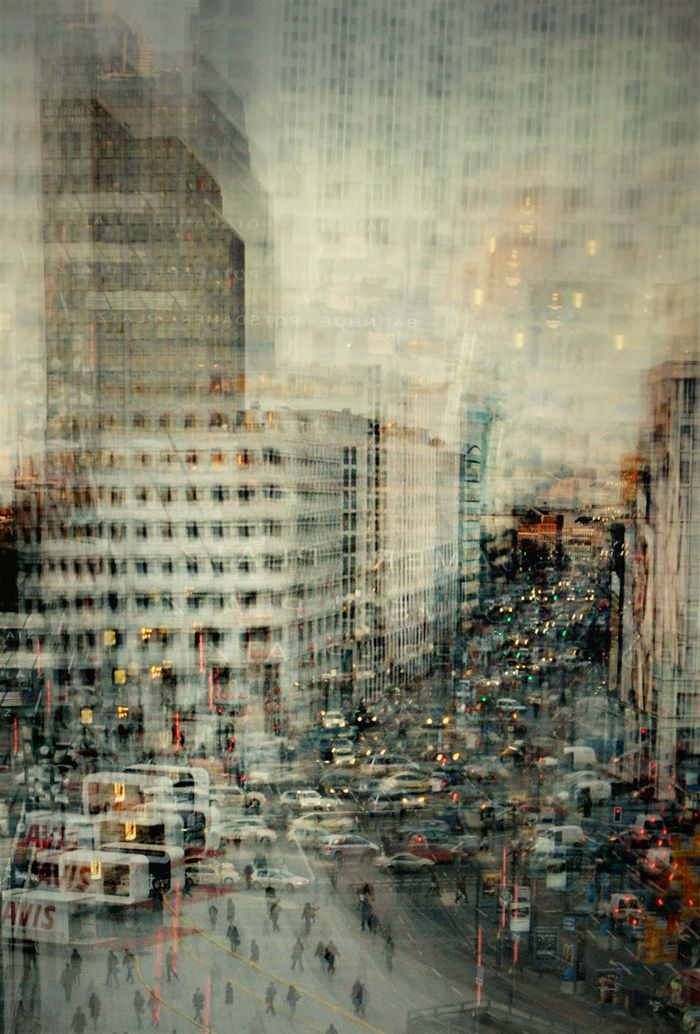 Multiple Exposures Stephanie Jung inspiration