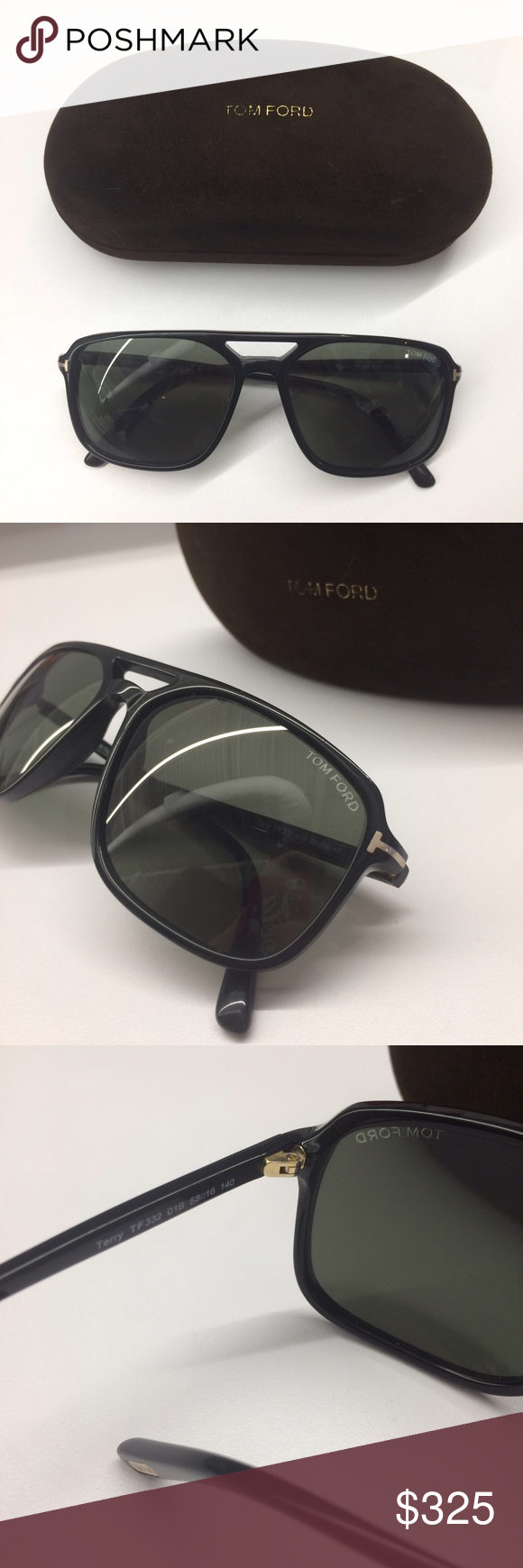 82e5f764f354 Tom Ford - Terry Sunglasses - unisex style Perfect condition