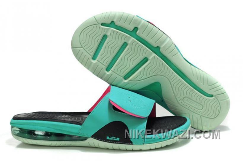 http://www.nikekwazi.com/nike-air-max-lebron-slippers-south-beach.html NIKE AIR MAX LEBRON SLIPPERS SOUTH BEACH Only $63.00 , Free Shipping!