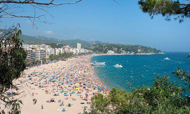 British teen raped by 'Moroccan' men in Spanish resort