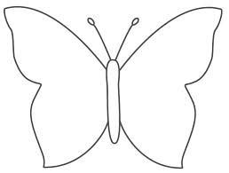 Kleurplaten Vlinder Hoedje.Vlinders Knutselen Google Zoeken Easter