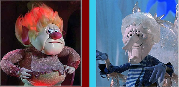Pin By Melissa Canada On Things I Remember Heat Miser Christmas Fun Christmas Memory