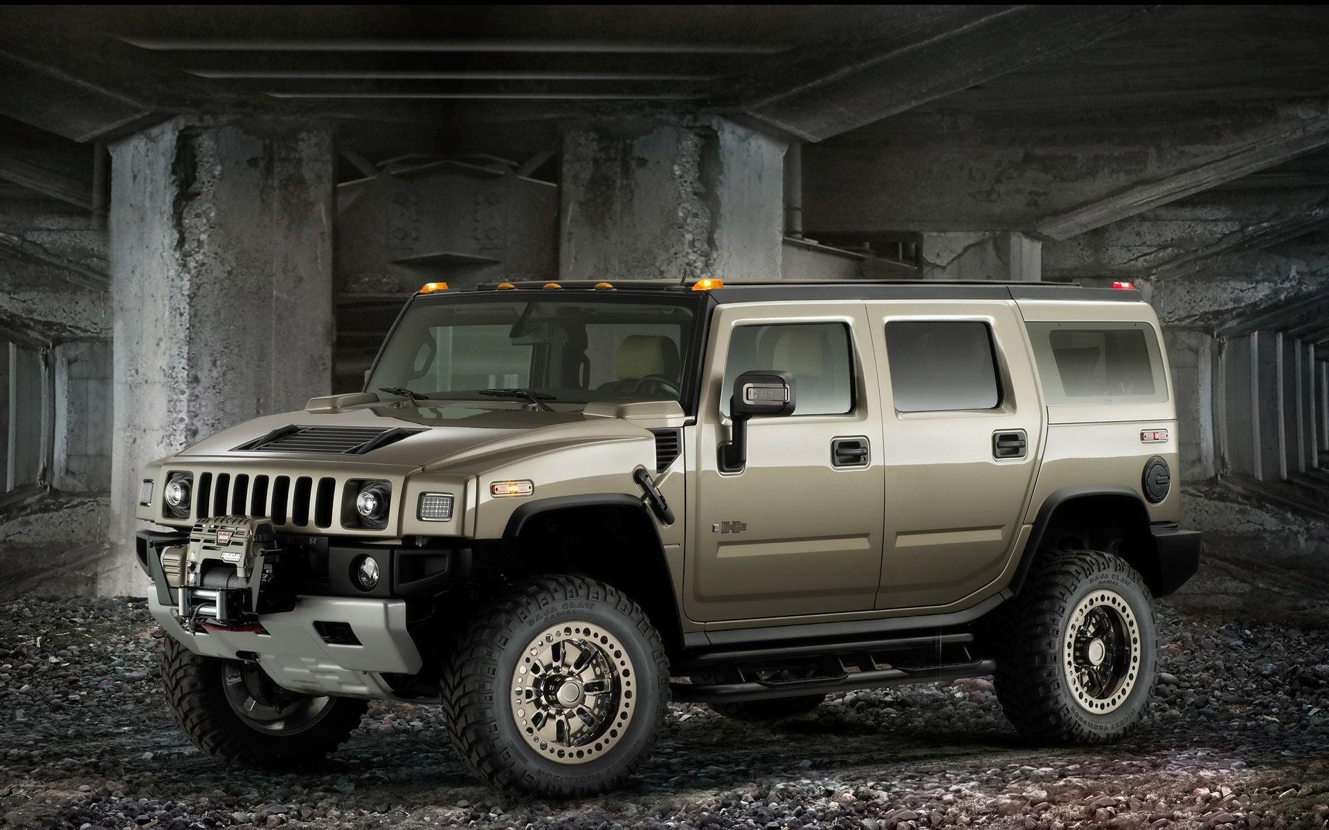 Wallpaper · HD Car Hummer H2 ...