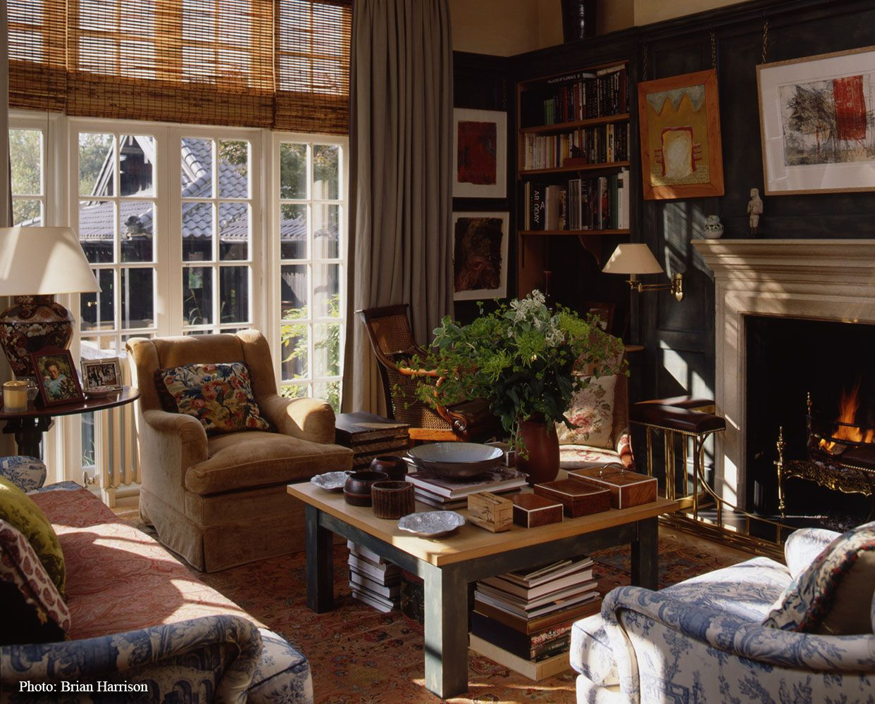 Sibyl Colefax John Fowler Interior Design And Decoration Colefax