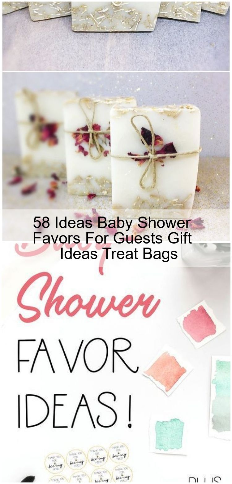 58 ideas baby shower favors for guests gift ideas treat