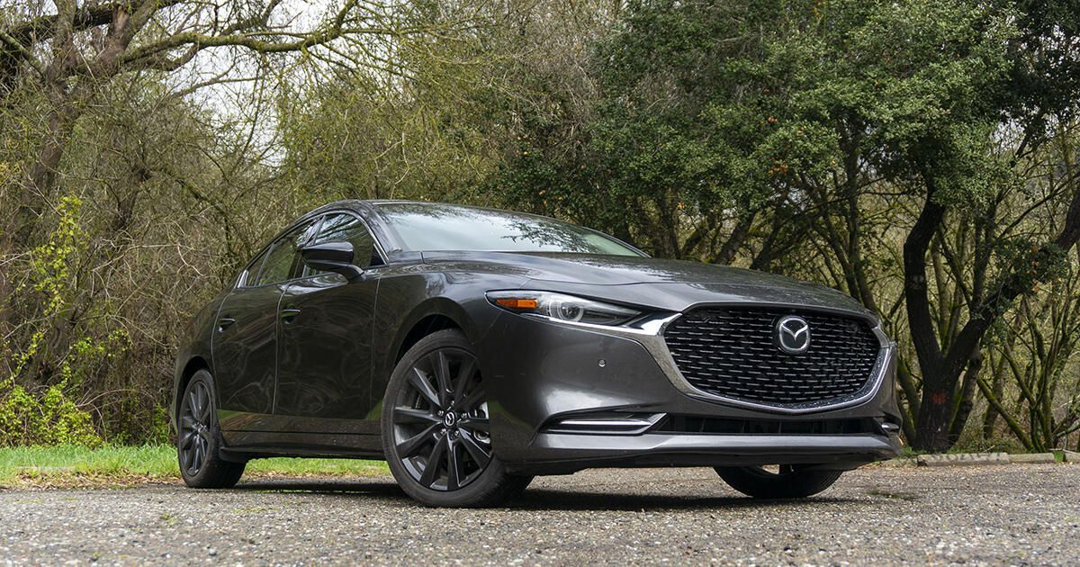 2021 Mazda3 Turbo Goes Big With More Power And Standard Awd In 2021 Mazda 3 Roadshow Turbo