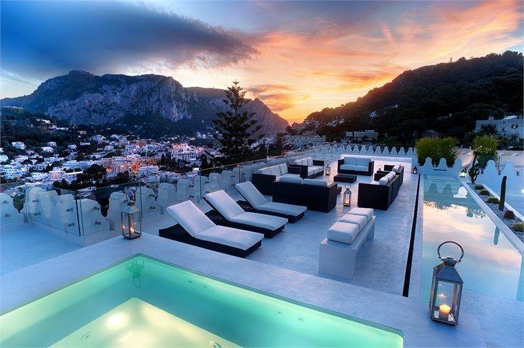 Villa Ferraro by Fabrizia Frezza, Capri 02