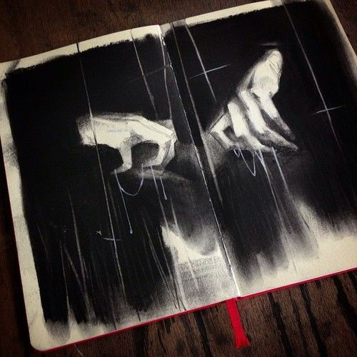 Idle hands by Craww