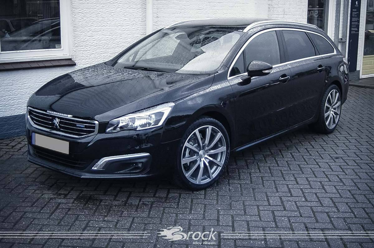 Peugeot 508 Sw Brock B32 Hgvp Felgen Alloy Wheels