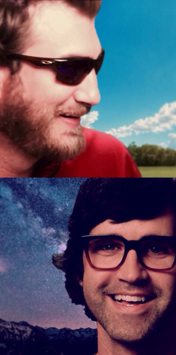 Rhett and Link lockscreen by Creeaytivray