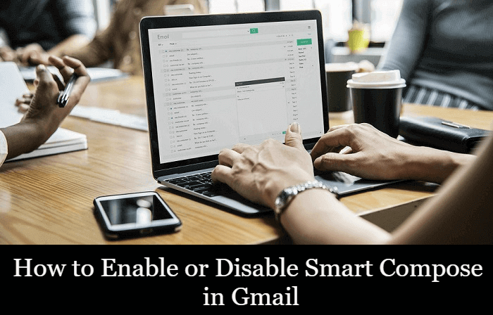 How To Enable Or Disable Smart Compose In Gmail Com Imagens