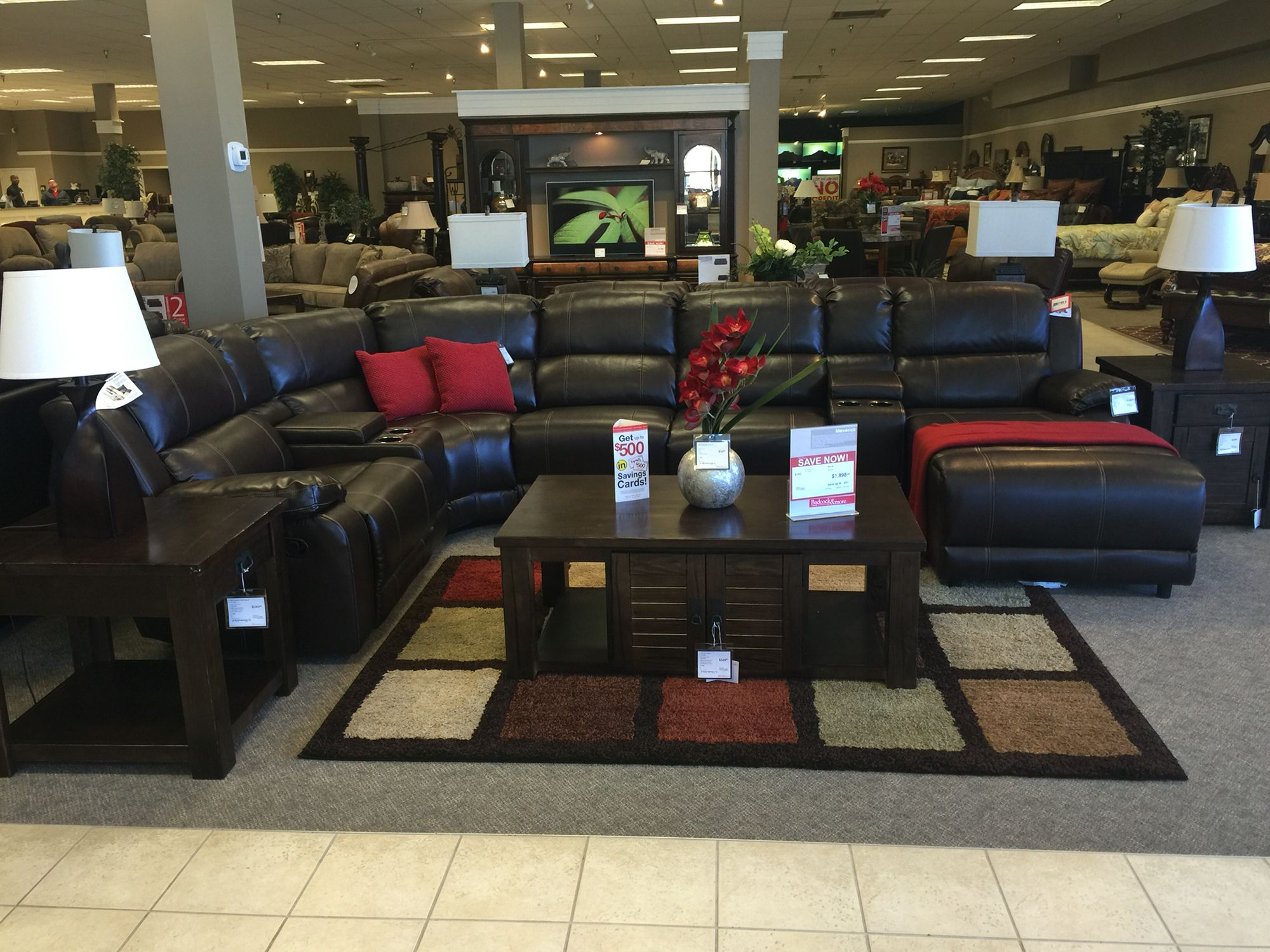 Best My Beautiful Living Room Set From Badcock Home Furniture 400 x 300