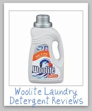 Woolite Laundry Detergent Reviews Ratings And Information