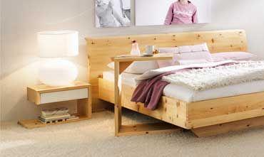 Schlafzimmer Ideen Zirbenholz Schlafzimmer Modern Doppelbett In ...