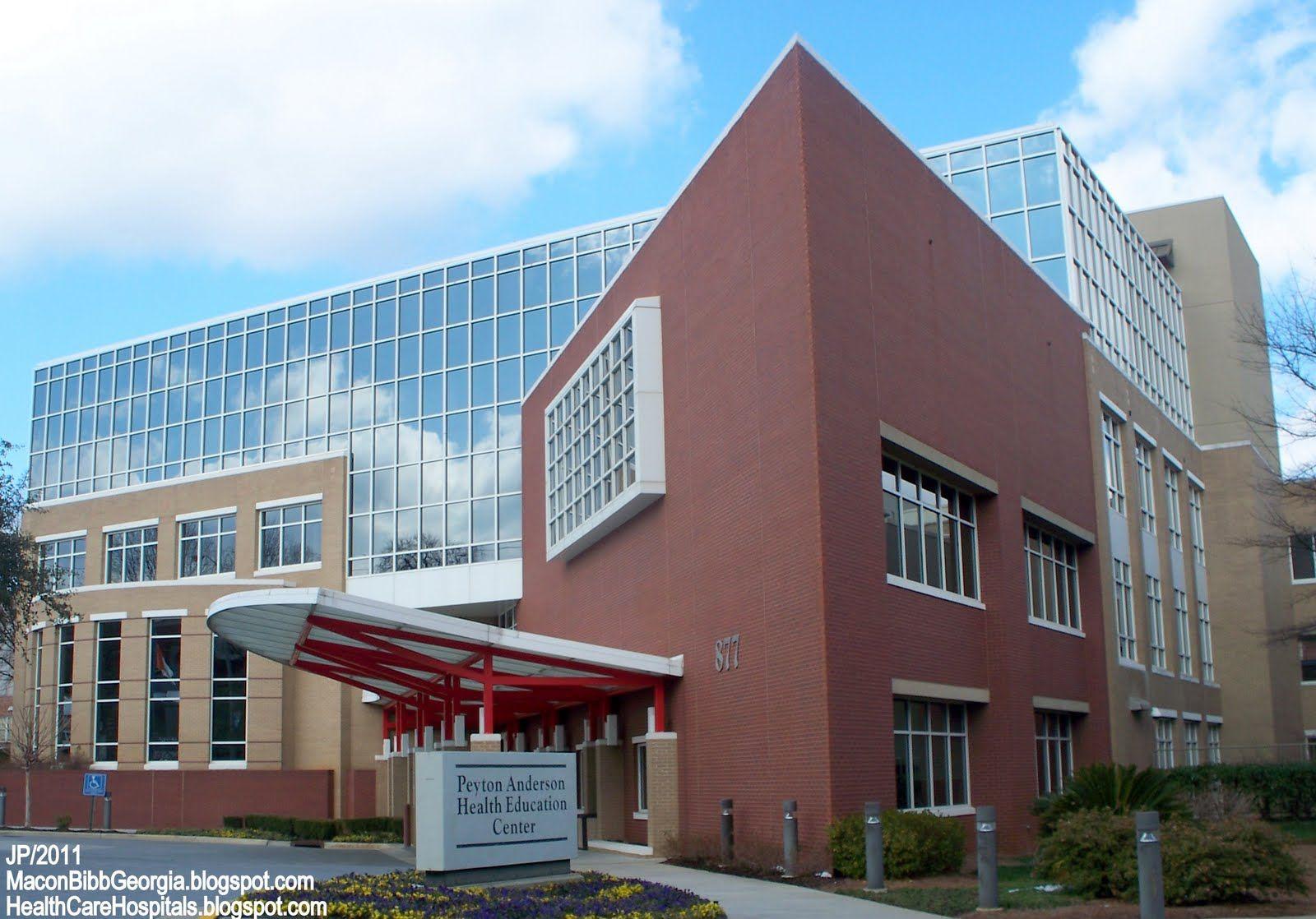 anderson health center macon ga