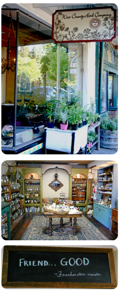 West County Herb Company -- occidential, ca
