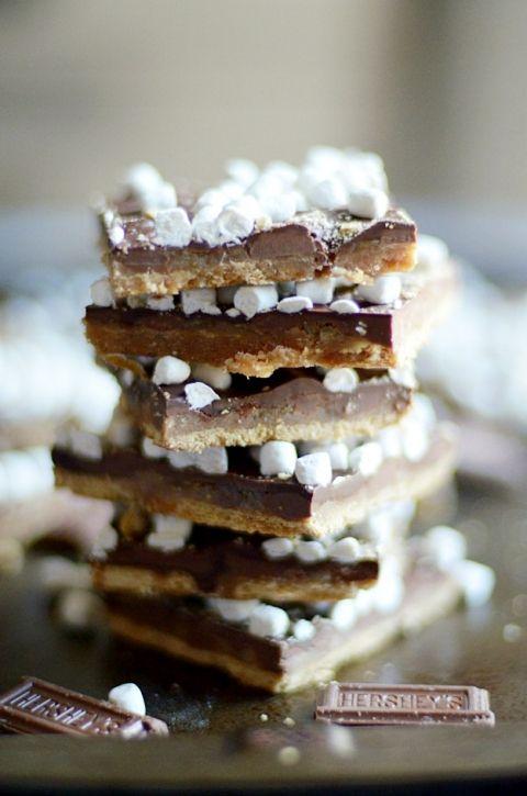 recipe: chocolate crack graham crackers [4]