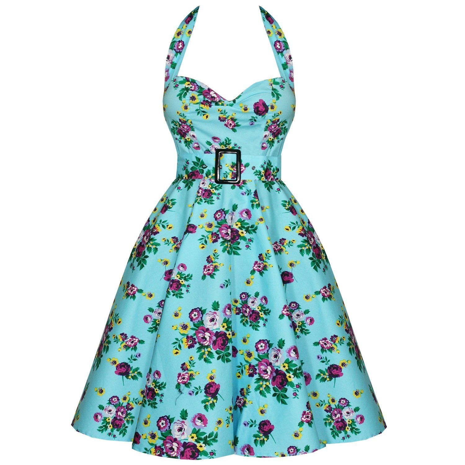 50s Style Rock \'n\' Roll Dresses by Hell Bunny | Bunny, Rock and Clothes