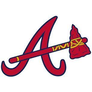 Congratulations To The Atlanta Braves On Winning The Nl East Atlanta Braves Baseball Braves Baseball Atlanta Braves Logo