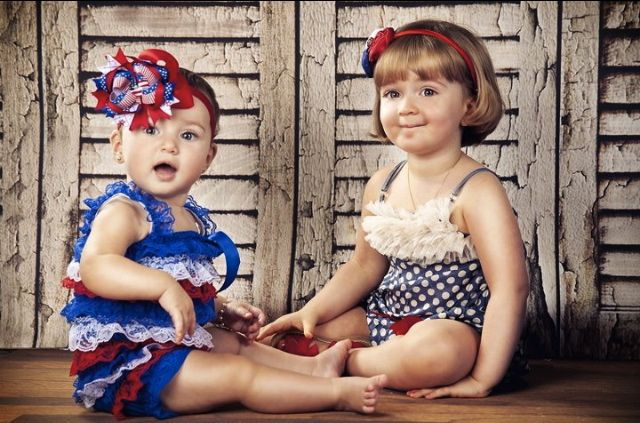 Happy 4th of July! <3 The Tutti Bambini Family
