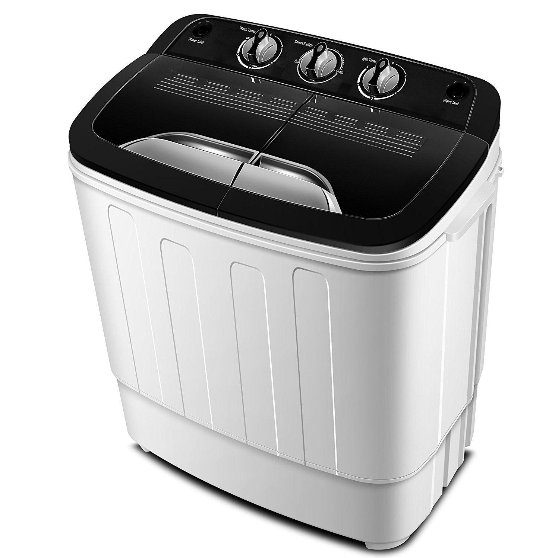 Tg23 Tragbare Waschmaschine Mit Wasch Und Schleuderzyklen