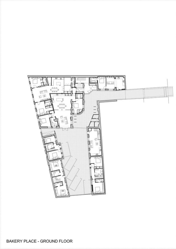 Gallery of Bakery Place / Jo Cowen Architects 14
