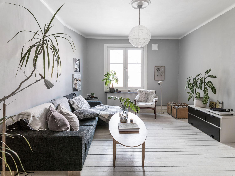 Schöne skandinavische Maisonette-Wohnung - http://www ...