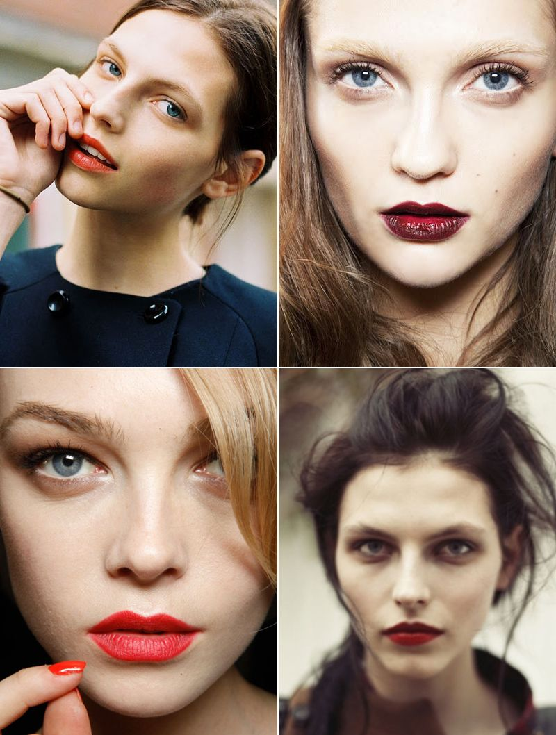 Do You Do Red Bleubird Red Lipstick Shades Perfect Red Lips