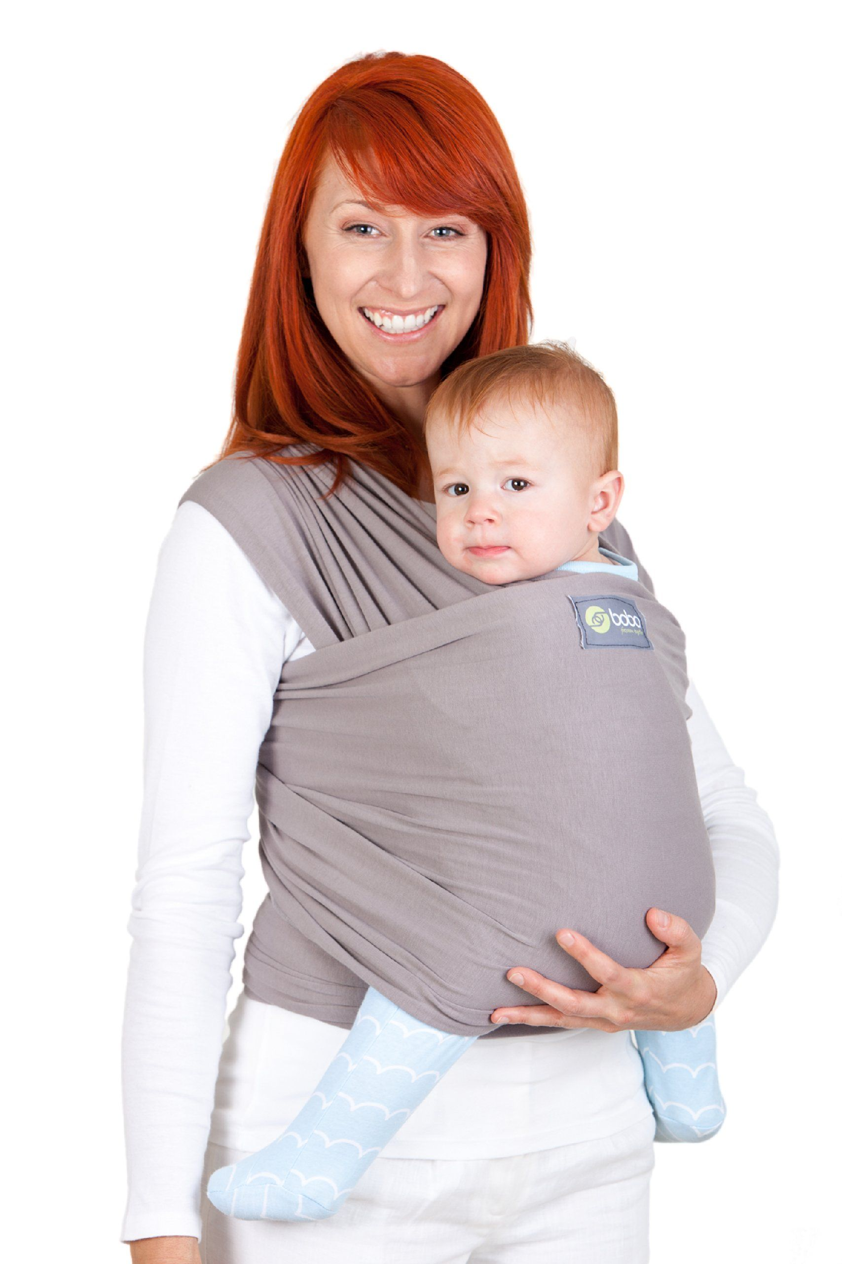 Amazon Com Boba Baby Wrap Black 0 18 Months Child Carrier