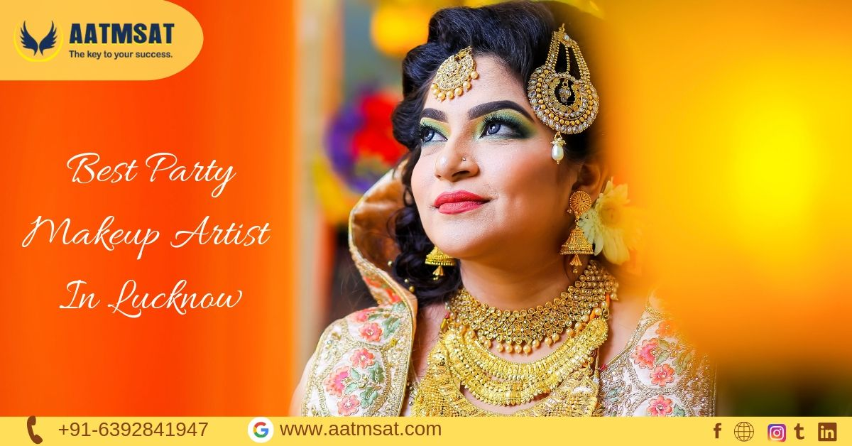 Call Now For Best Makeup Artist In Lucknow. And Get Best