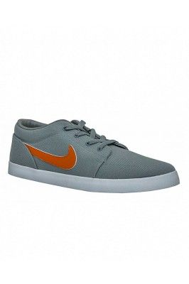 Grey Men Nike Casual Shoes #casualshoes #mensfashion #mensshoes #sneakersonline #onlinecasualshoes