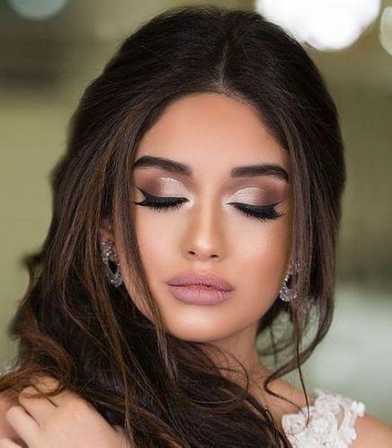 Indian Bridal Makeup For Brown Eyes Urban Decay 46 Ideas For 2019 Makeup Bridal Bridal Beauty Makeup Bridal Makeup Natural Wedding Makeup Looks