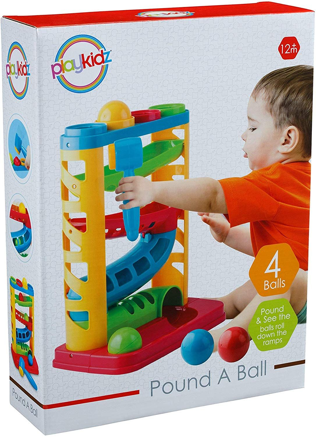 Product description Toys are vital tools that help foster ...