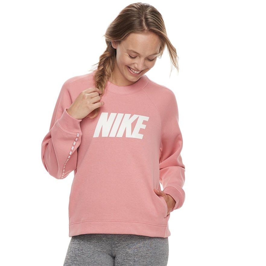 Women's Nike Sportswear Crew Neck Sweatshirt | Nike women