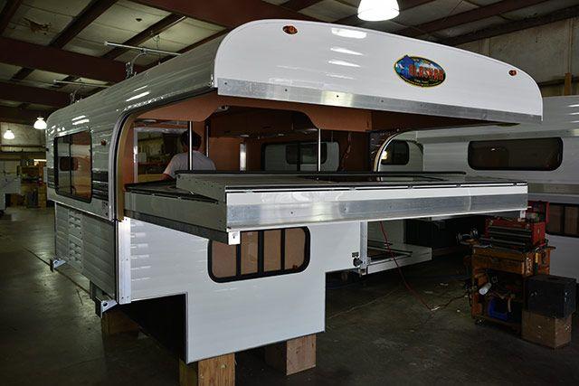Alaskan Camper Review Jeep Pinterest Camper Truck Camper And