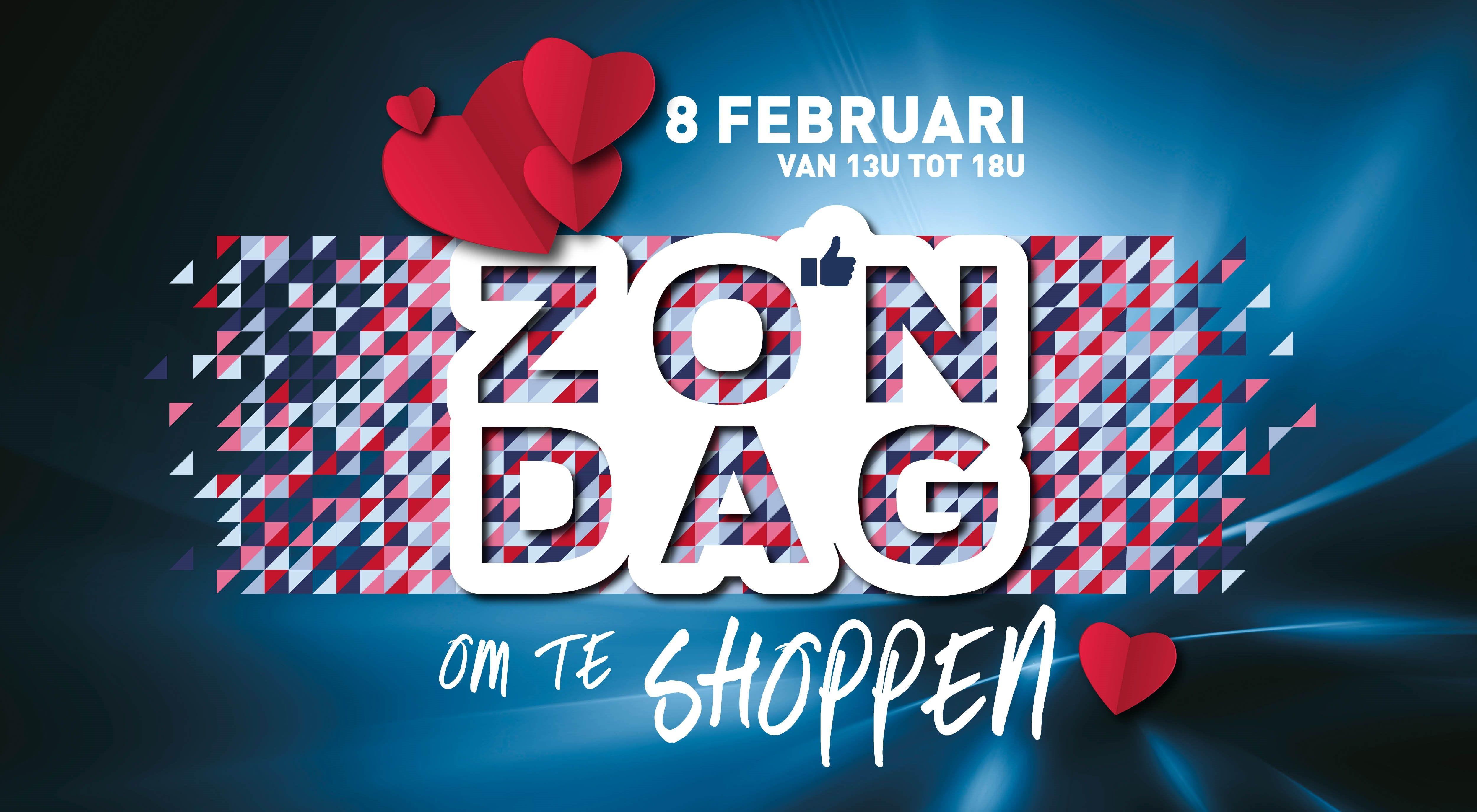 Zo'n dag om te shoppen: 8 februari