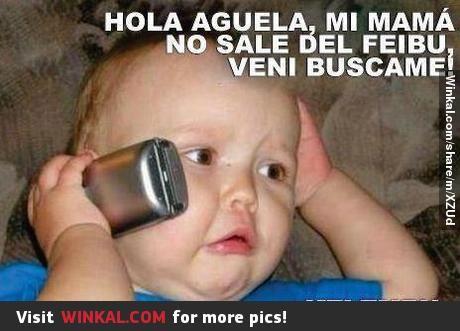 Abuela Resetas De Comida Humor De Bebé Y Imagenes Chistosas
