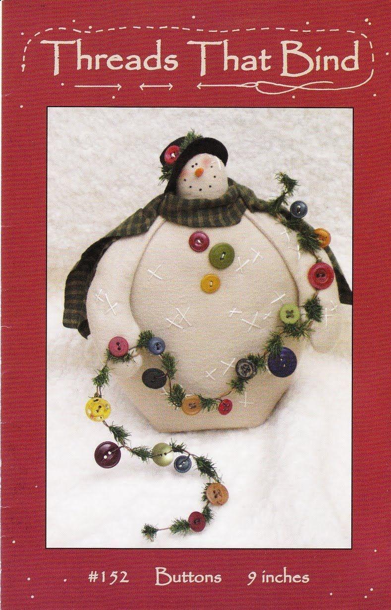 CROCHETORIUM. Вязаные игрушки.: идея №8. Снеговики...