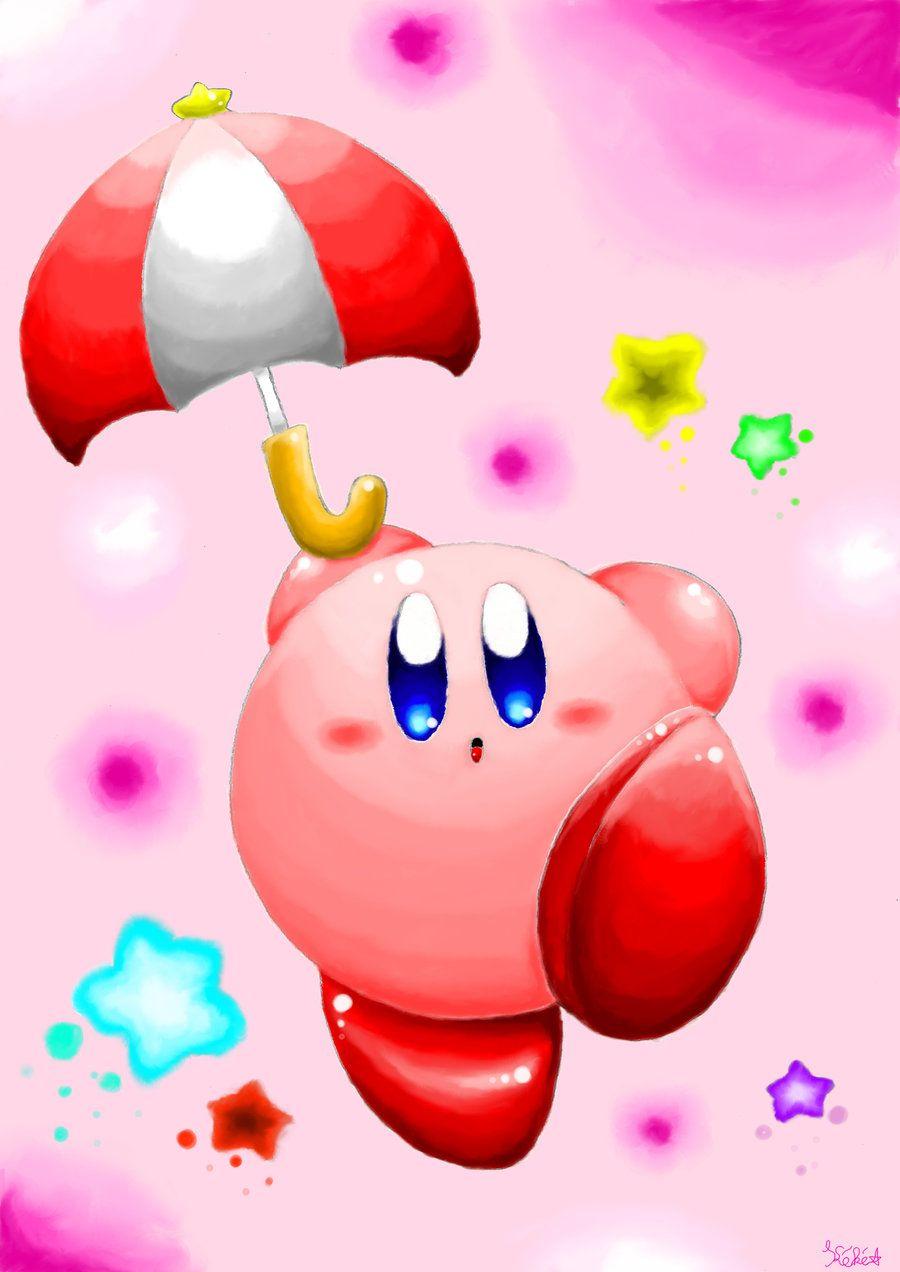 Kirby parasol by keke74100.deviantart.com on @deviantART ...