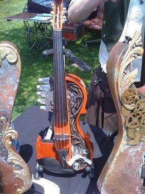 Steampunk Pics: Music Instruments