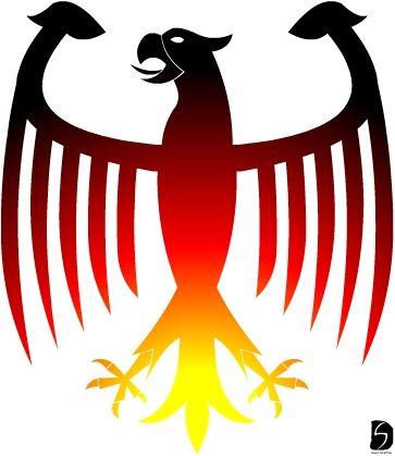 German Eagle by Tattoo Ideas