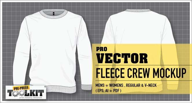 3f38957536 vector-fleece-crew-jumper-mockup-template