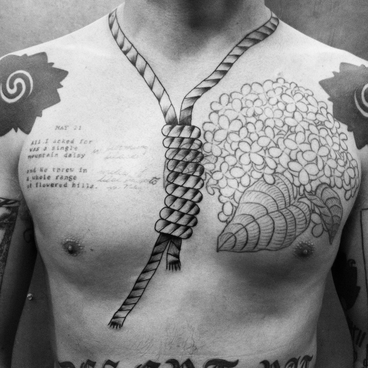 Pin By Julz On Things That Remind Me Of Dustin Unique Tattoos Prison Tattoos Inspirational Tattoos