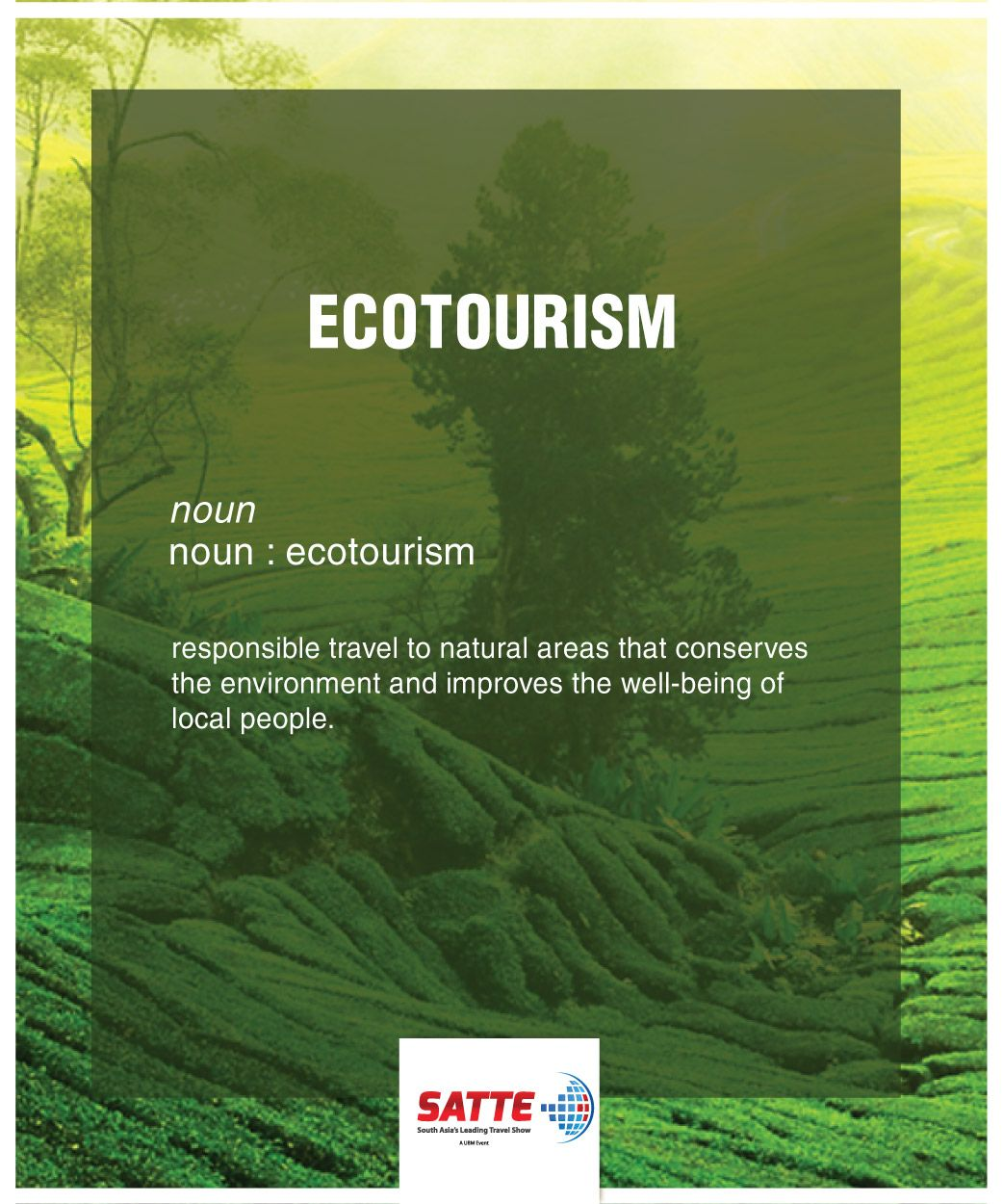 Didyouknow There Is Something Called As The Ecotourism Source
