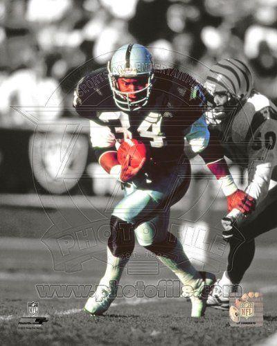 Bo Jackson Oakland Raiders Poster  fb2a2cad30168